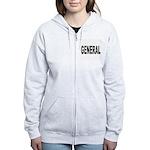 General Women's Zip Hoodie