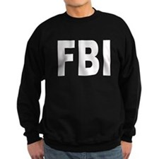 FBI Federal Bureau of Investi Sweatshirt