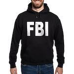 FBI Federal Bureau of Investi Hoodie (dark)