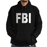 FBI Federal Bureau of Investi Hoody