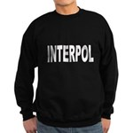 INTERPOL Police Sweatshirt (dark)