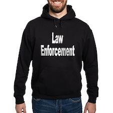 Law Enforcement Hoodie