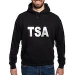 TSA Transportation Security A Hoodie (dark)