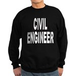 Civil Engineer Sweatshirt (dark)