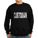 Custodian Sweatshirt (dark)