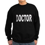 Doctor Sweatshirt (dark)