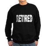 Retired Sweatshirt (dark)