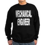 Mechanical Engineer Sweatshirt (dark)