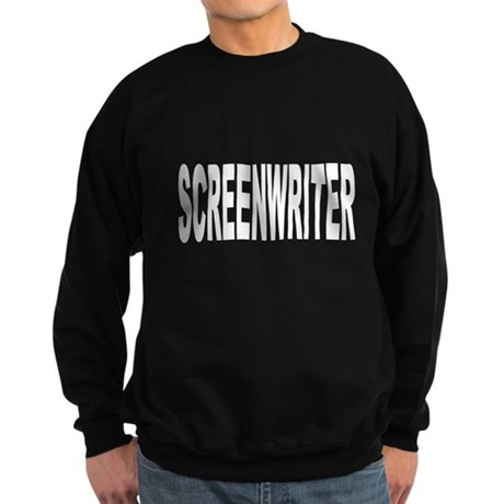 Screenwriter Sweatshirt (dark)