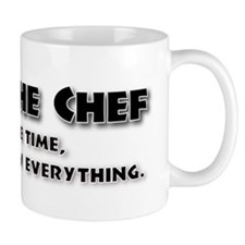 I am the Chef Small Mug
