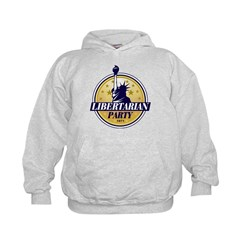 Libertarian Kids Hoodie