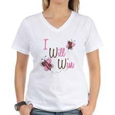 I Will Win 1 Butterfly 2 BreC Shirt