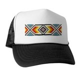 Beaded Tribal Band 2 Trucker Hat