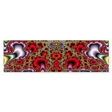 Fractal S~10 Bumper Sticker (10 pack)
