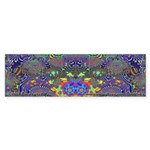 Fractal C~13 Bumper Sticker (10 pack)