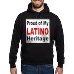 Proud Latino Heritage Hoodie (dark)