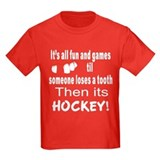 THEN ITS HOCKEY T