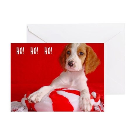 Christmas Puppy Greeting Cards (Pk of 20)