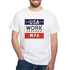 WPA T-Shirt (white)