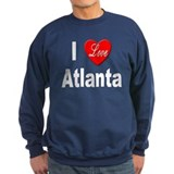 I Love Atlanta Sweatshirt