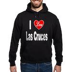 I Love Las Cruces Hoodie (dark)