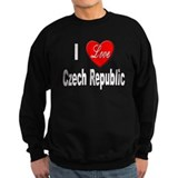 I Love Czech Republic Sweatshirt