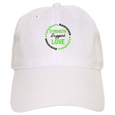 Lymphoma Support Baseball Cap