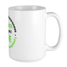 Lymphoma Support Mug