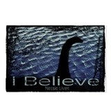I Believe Nessie Lives Postcards (Package of 8)