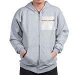 Manure Occureth Zip Hoodie