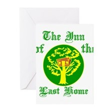 Inn Of The Last Home Greeting Cards (Pk of 10)