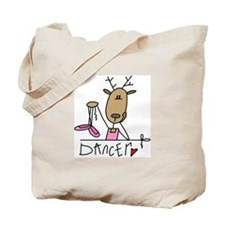 Dancer Tote Bag