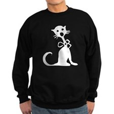 1950's Singing Black Cat Sweatshirt