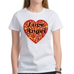 Love Angel Women's T-Shirt