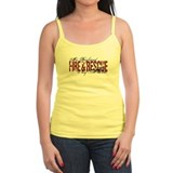 Boyfriend My Hero - Fire & Rescue Tank Top