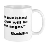Buddha Anger Quote Mug