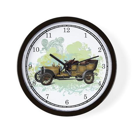 Vintage Car Clock 92