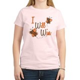 I Will Win 1 Butterfly 2 ORANGE T-Shirt