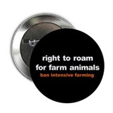 Right to roam for farm animals badge