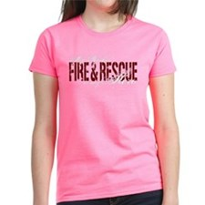 Brother My Hero - Fire & Rescue Tee