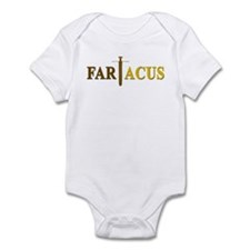 Fartacus Fart Humor Infant Bodysuit