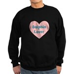Dolphin Lover Sweatshirt (dark)