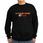 Increase Dolphin Awareness Sweatshirt (dark)