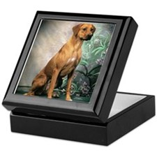 JUBA LEE POPPI 1 PORTRAIT Keepsake Box