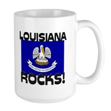 Louisiana Rocks! Mug