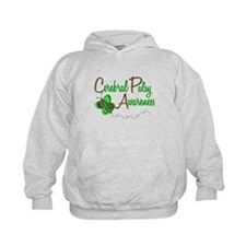 CP Awareness 1 Butterfly 2 Hoodie