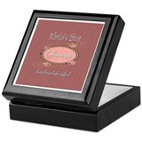 Cherished Grammy Keepsake Box