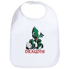 Dragon Cave Bib