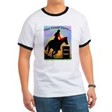 One Good Turn Barrel Racer T
