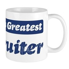 Worlds greatest Recruiter Mug